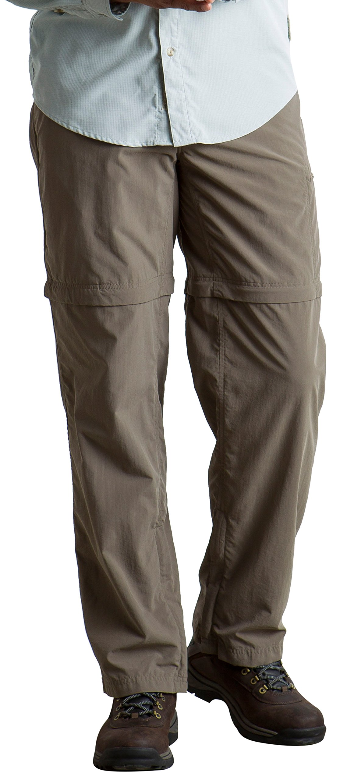 ExOfficio Men's BugsAway Sol Cool Ampario Convertible Hiking Pants
