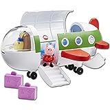 Peppa Pig – L'aereo Privato di Peppa – Confezione 1 Personaggio + Accessori
