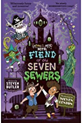 Fiend of the Seven Sewers (Nothing to see Here Hotel Book 4) Kindle Edition