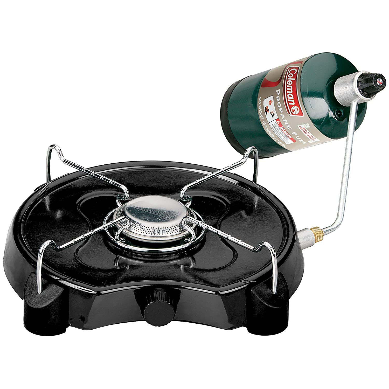 Coleman PowerPack Propane Stove, Single Burner, Coleman Green - 2000020931
