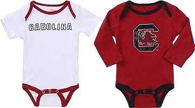 University of South Carolina Gamecocks Newborn Baby Bootie Sock