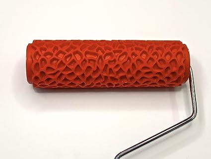 Decorative Art Roller - Python Skin Pattern - 7