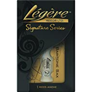 Legere Reeds Signature Baritone Saxophone Reed Strength 2.5