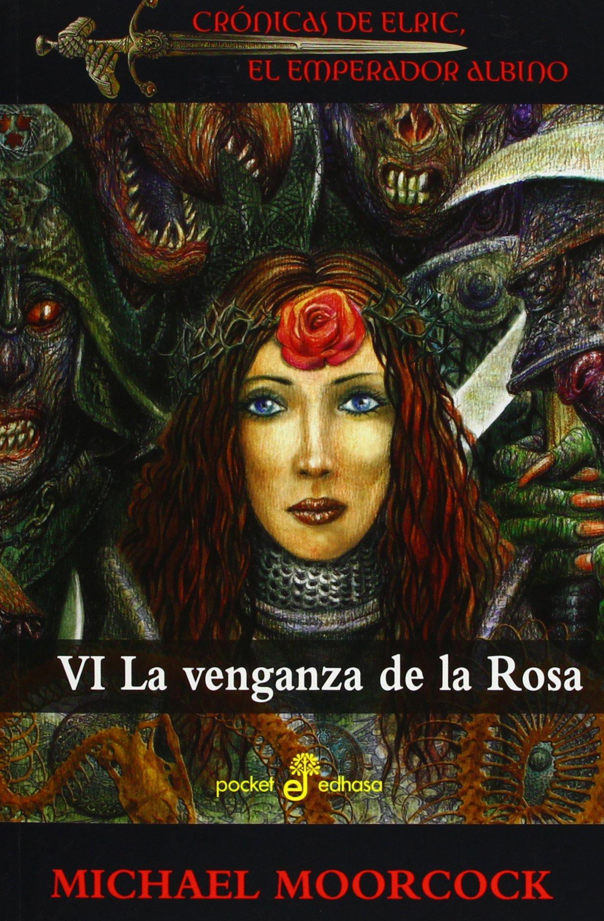 6. La venganza de la Rosa ebook