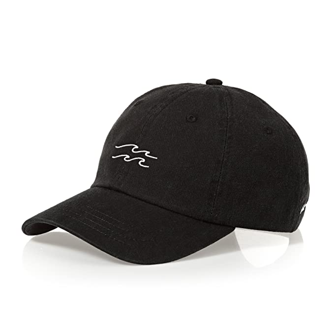 Billabong Essentials Cap - Black  Amazon.it  Abbigliamento b1b7915093ad