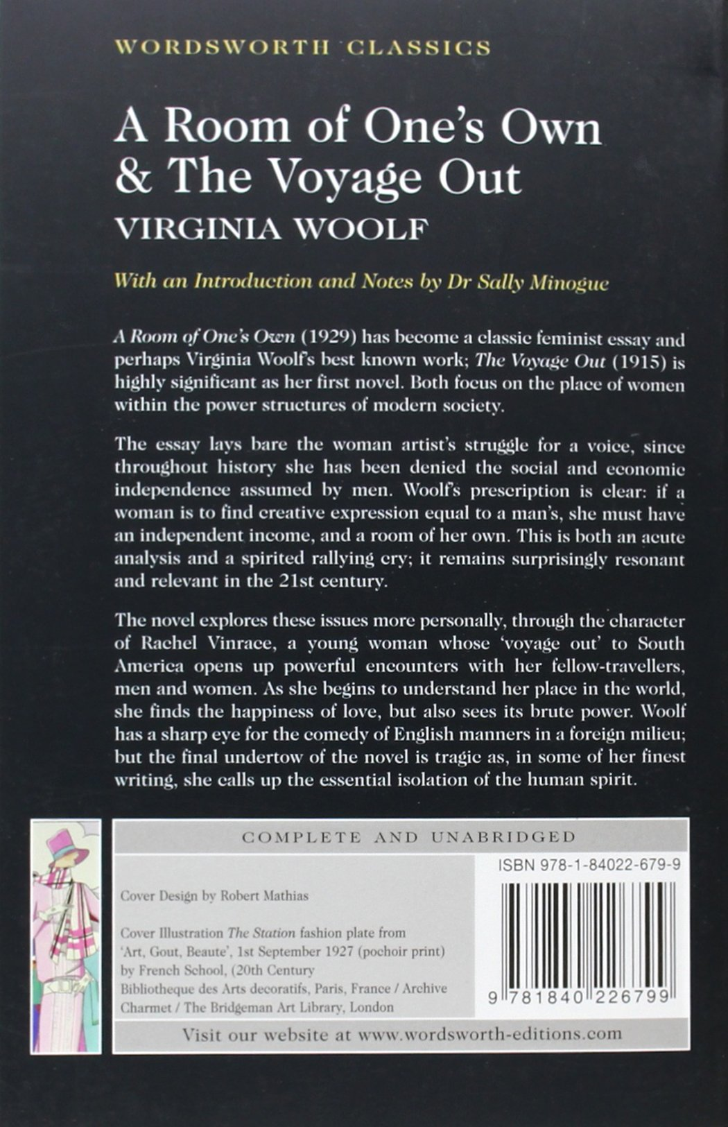 a room of one s own the voyage out wordsworth classics  a room of one s own the voyage out wordsworth classics co uk virginia woolf dr sally minogue dr keith carabine 0884717944464 books