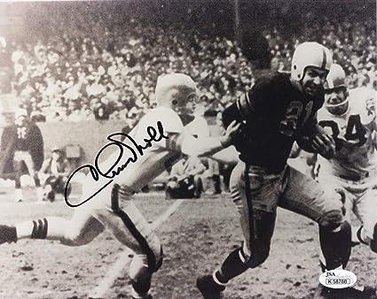 Chuck Noll Cleveland Browns  0 8x10 Autographed Signed Memorabilia - JSA  Authentic bcf88a5b3