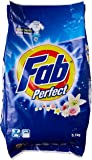 Fab Perfect Powder Detergent, Regular, 5.1kg