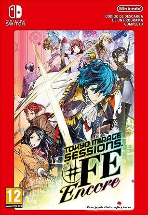 Tokyo Mirage Sessions ♯FE Encore [Preload] | Nintendo Switch - Código de descarga: Amazon.es: Videojuegos