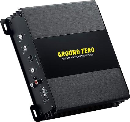 Amplificatore Ground Zero 2 canali GZIA 2080HPX-II 240 watt AUTO