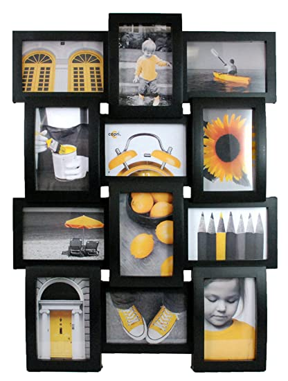 Kiera Grace Curve Wall Collage Frame 18 By 24 Inch With 12 4 By 6