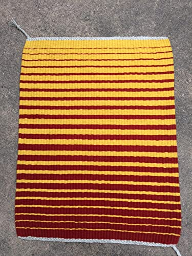 yellow striped rug bedroom handwoven striped rug natural dyes red and yellow amazoncom