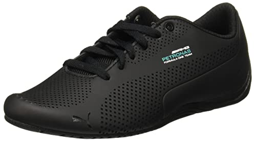 1f1a7c09027b36 Puma Unisex MAMGP Drift Cat Ultra Black-Dark Shadow- Black Sneakers - 9 UK