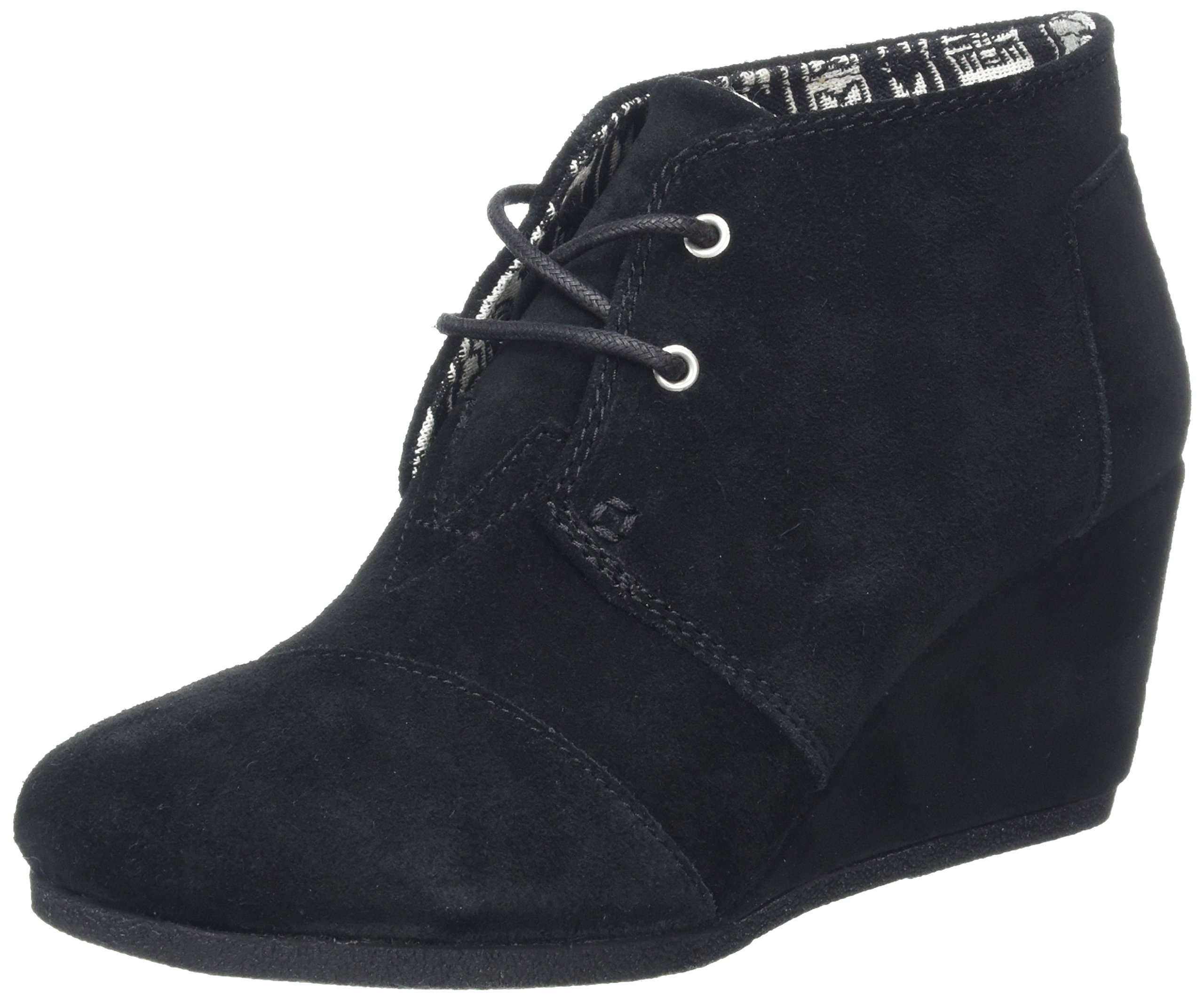Black Wedges Shoe: Amazon.com