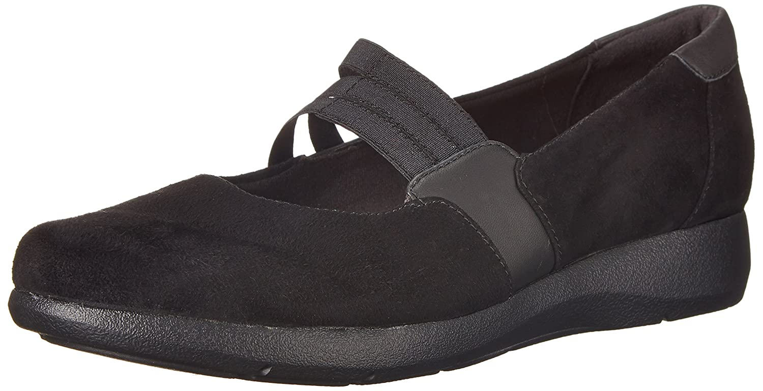 Womens Shoes Clarks Idella Cate Black
