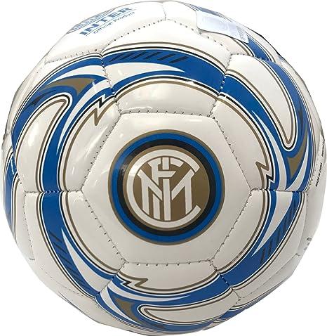 Mini balón de fútbol Inter de Piel, Talla 2, Producto Oficial ...