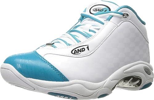AND1 and 1 Tai Chi - Zapatillas de Baloncesto para Hombre, Azul ...