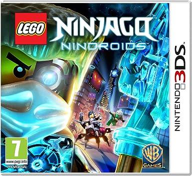LEGO Ninjago Nindroids (Nintendo 3DS) [Importación Inglesa ...