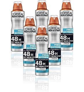 Desodorante protector de camisetas L Oréal Men Expert de 150 ml ...