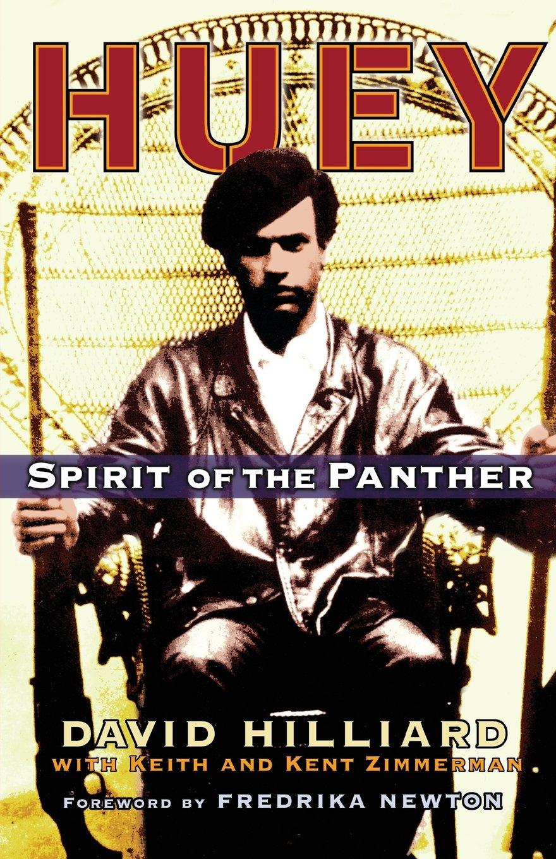 Huey: Spirit of the Panther ebook