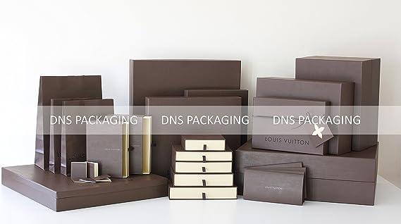 LV caja, Louis Vuitton caso, caja de regalo, caja vacía de embalaje – Soporte de caja XL: Amazon.es: Bricolaje y herramientas