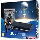 Sony PlayStation 3 500GB Super Slim Console with Destiny