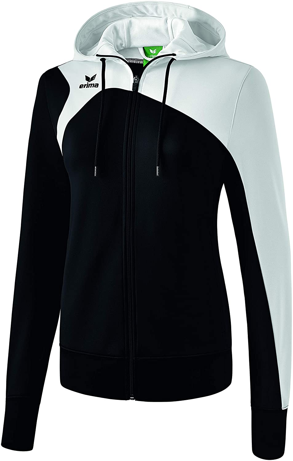 Erima Damen Club 1900 2.0 Trainingsjacke, mit Kapuze