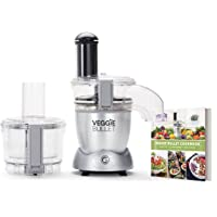NutriBullet Veggie Bullet Electric Spiralizer & Food Processor