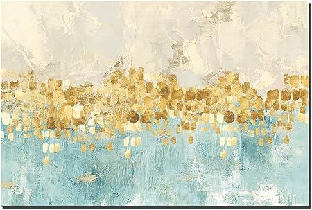 80x120cm - Impresiones en lienzo Arte de la pared - Oro Arte ...