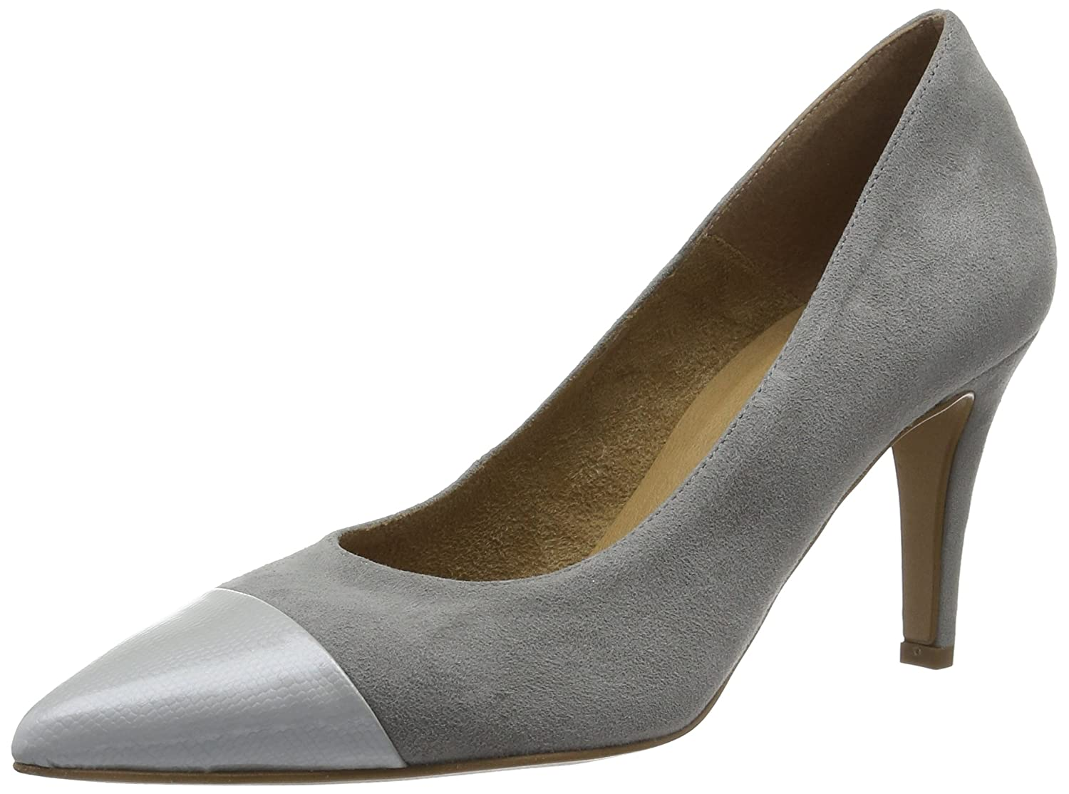 Grau (grau 200) Tamaris Damen 22427 Pumps