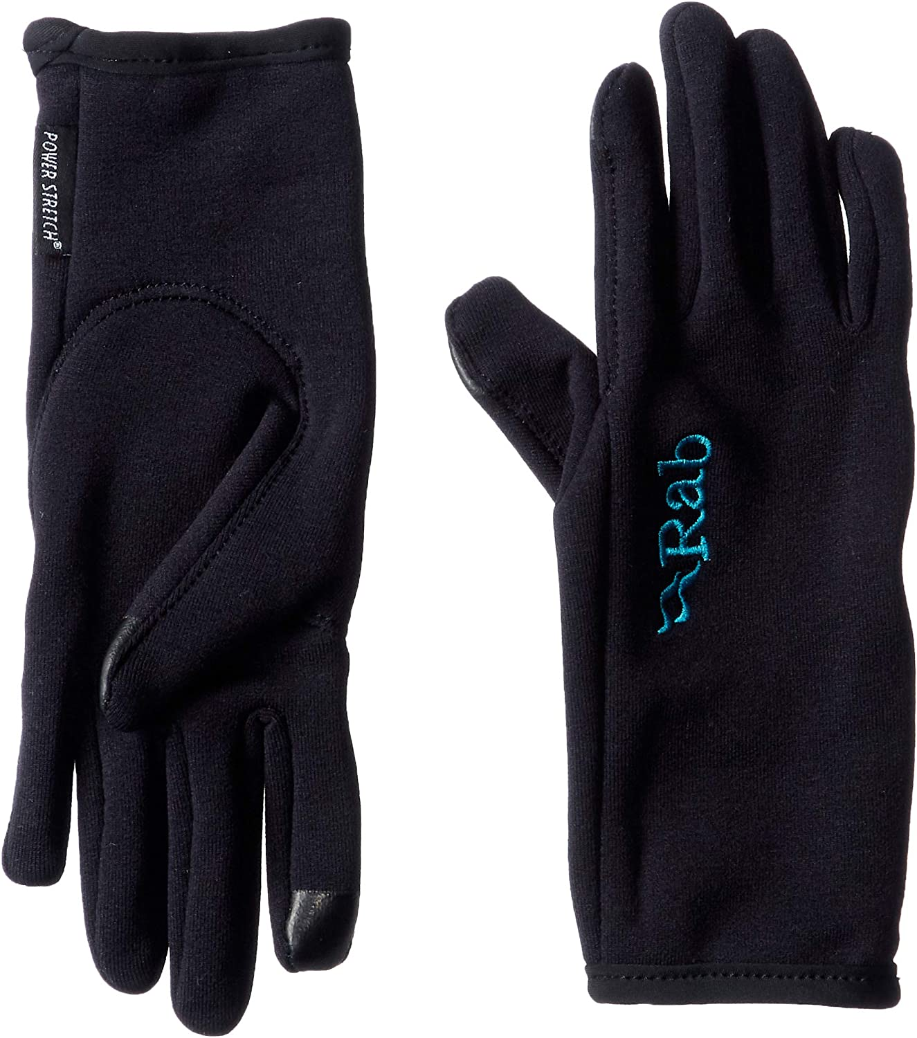 Touch Screen Compatible Rab Unisex Powerstretch Contact Glove