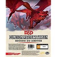 Dungeons & Dragons - Dungeon Master's Screen - Escudo do Mestre Edição Em Português