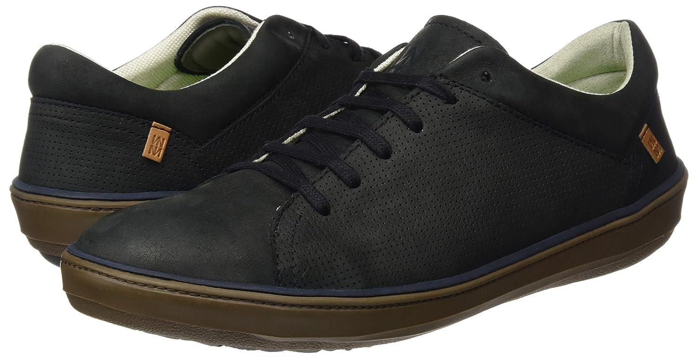 N211 Soft Grain Meteo, Sneakers Basses Homme, Marron (Wood), 40 EUEl Naturalista