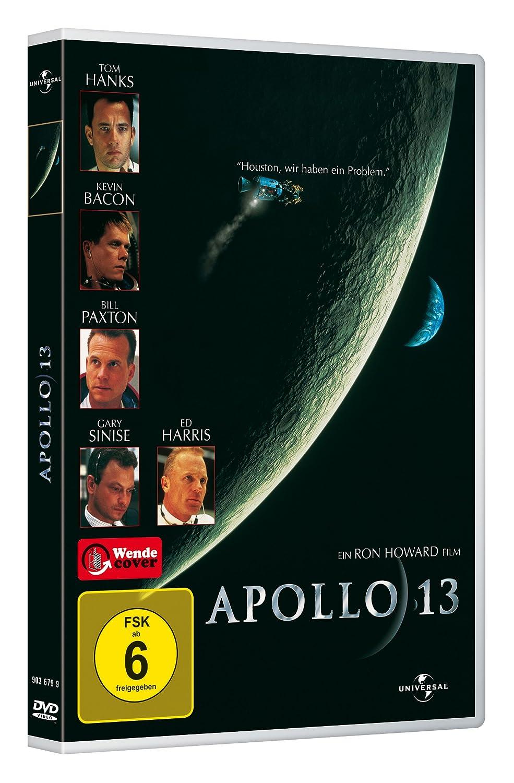 Apollo 13 [Alemania] [DVD]: Amazon.es: Tom Hanks, Bill Paxton, Kevin Bacon, Gary Sinise, Ed Harris, Kathleen Quinlan, David Andrews, Xander Berkeley, ...