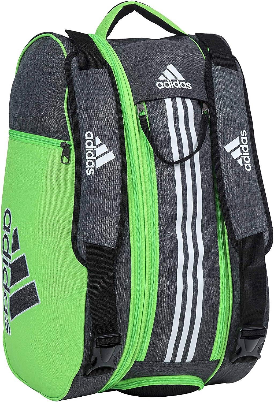 Violeta Sentimiento de culpa borde  Adidas Supernova Racquet Bag 1.9 2019 Green, Adult Unisex, Multicolour, One  Size: Amazon.co.uk: Sports & Outdoors