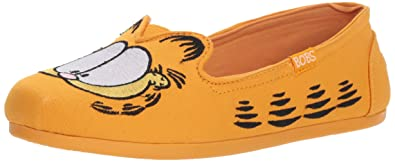 da089b0feb0 Image Unavailable. Image not available for. Colour  Skechers Women s Bobs  from Bobs Plush-Catnip Fever. Garfield Kitty Slip On Ballet Flat