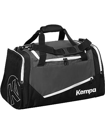 Schwarz//Grau FanSport24 Kempa TEAMLINE Sporttasche S