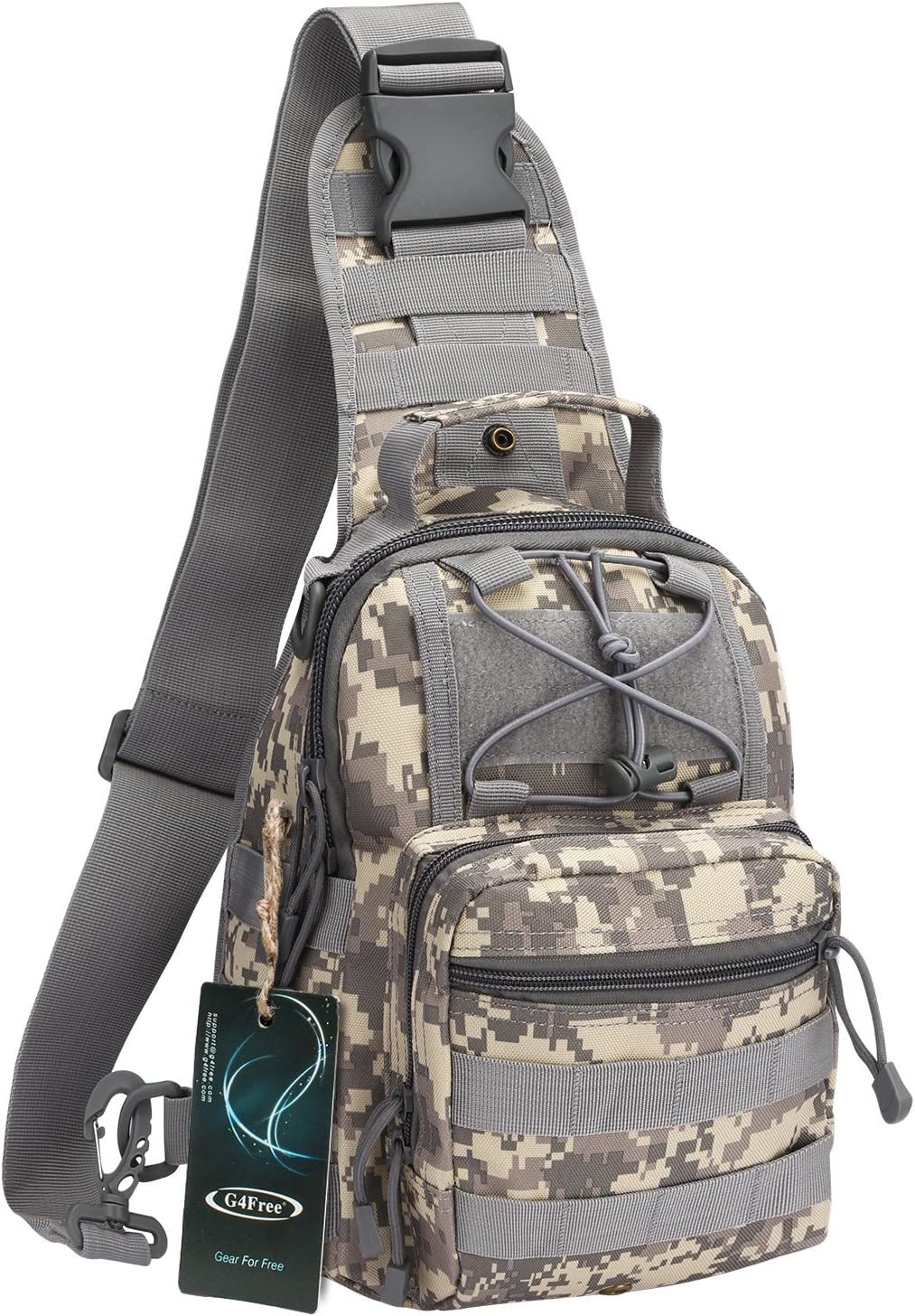 best G4Free Outdoor Tactical Backpack