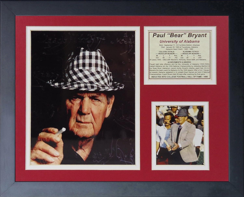 Paul 'Bear' Bryant - Chalkboard 11