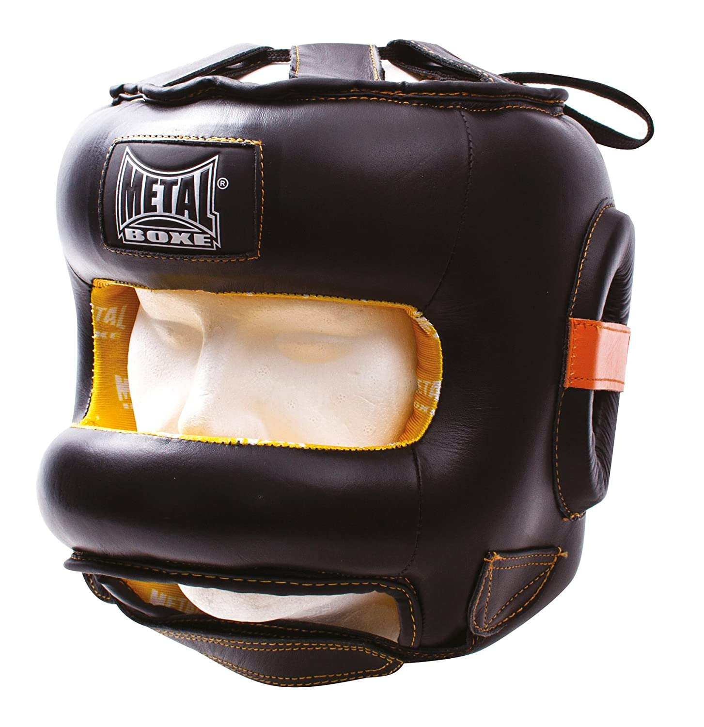METAL BOXE Title Casque Barre Mixte METG6|#Metal Boxe MB425