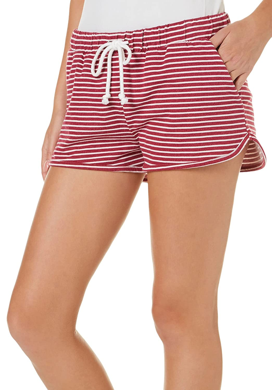 Top Derek Heart Juniors Sailor Stripe Shorts hot sale