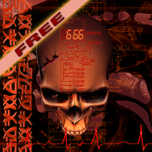 Amazon Biomechanical Skull Free Live Wallpaper Appstore For Android