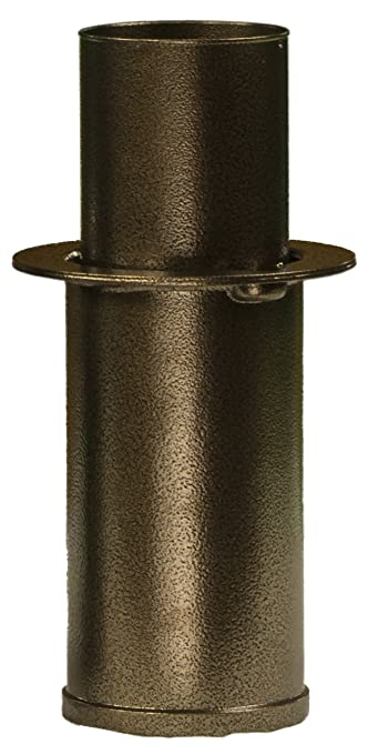 Amazon Rubys Metal In Ground Cemetery Vase Bronze Home