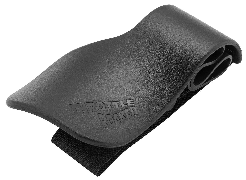 Right Hook//Loop Throttle Rocker TR II-R Throttle Rocker II Black