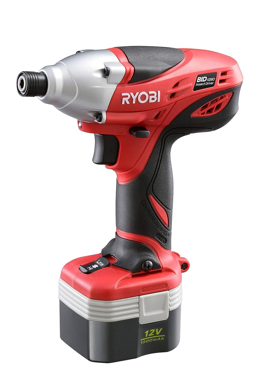 リョービ(RYOBI) 充電式 インパクトドライバー 12V BID-1260 658425A