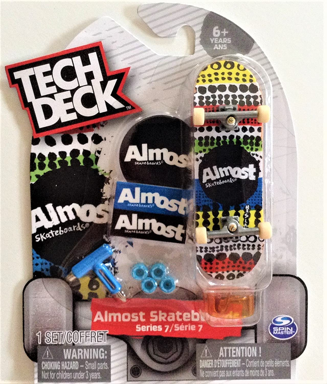 4 Tech Deck Ultra Rare Primitive Series 12 Villani