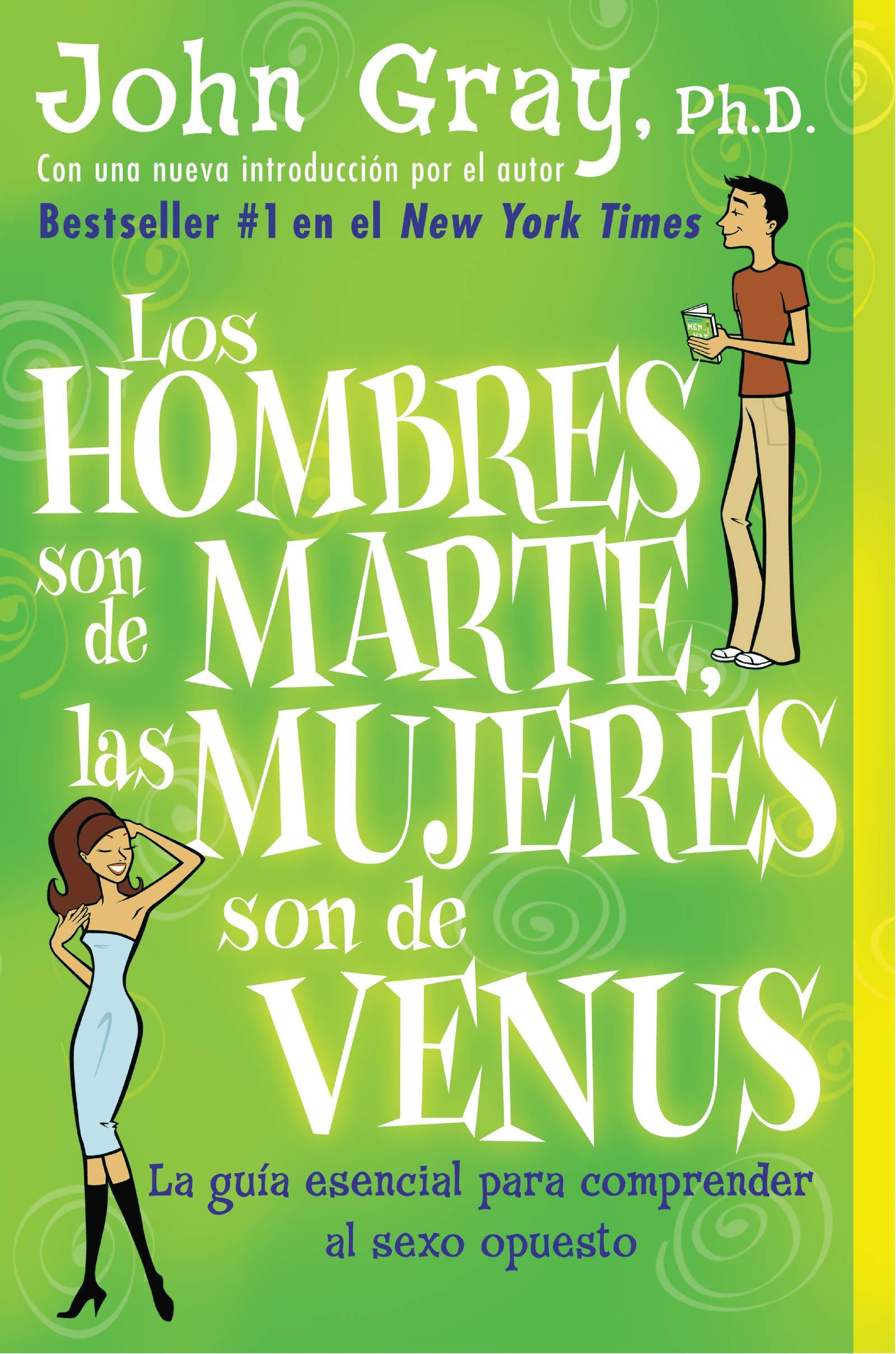 Hombres Son de Marte, Las Mujeres Son de Venus, Los: Amazon ...