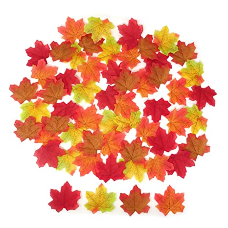 Fall Leaves To Color