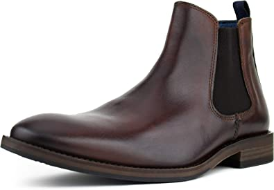 super cute wide range various styles Amazon.com | Asher Green AG6205 - Mens Dress Casual Boot Slip On ...