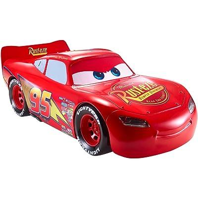 Disney fgn49 Pixar Cars 3 Película Moves Lightning Mcqueen: Juguetes y juegos